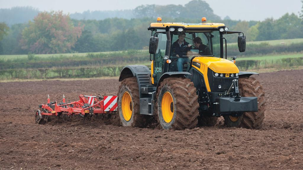 UK tractor market share figures revealed - NEWS - Farmers