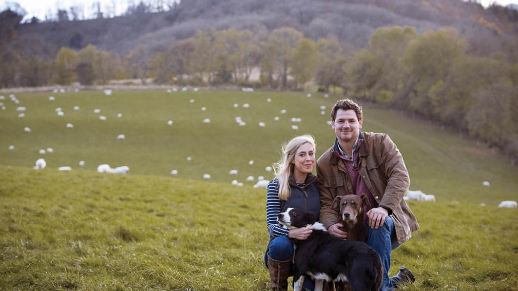 I Quit My Job To Farm: Laura Hodgkins, 30, West Sussex