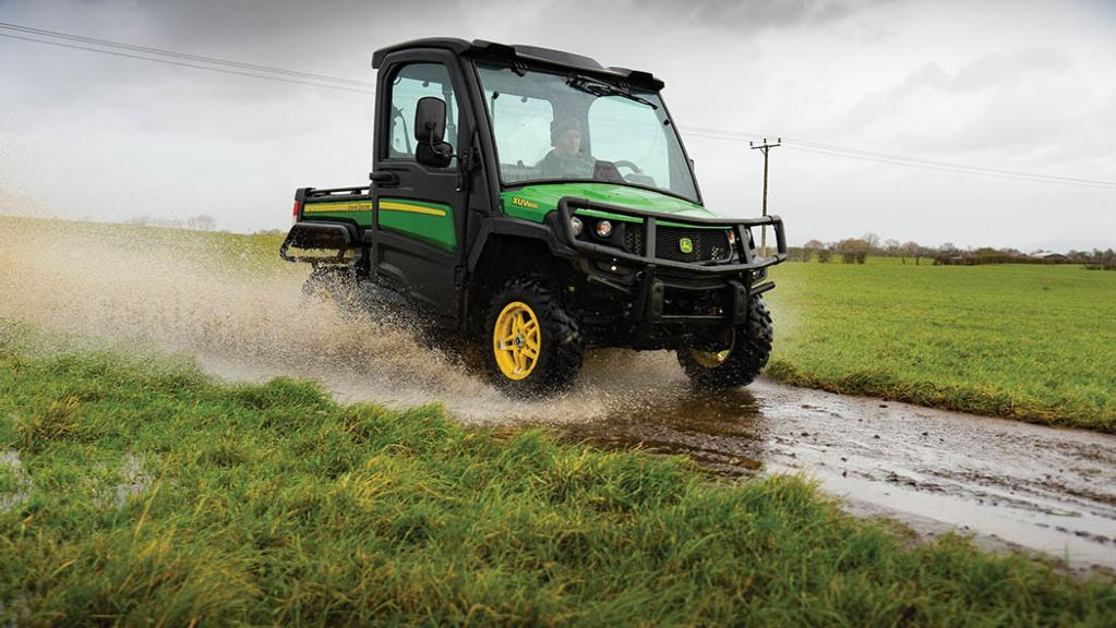 On-test: John Deere updates popular diesel-powered Gator UTV