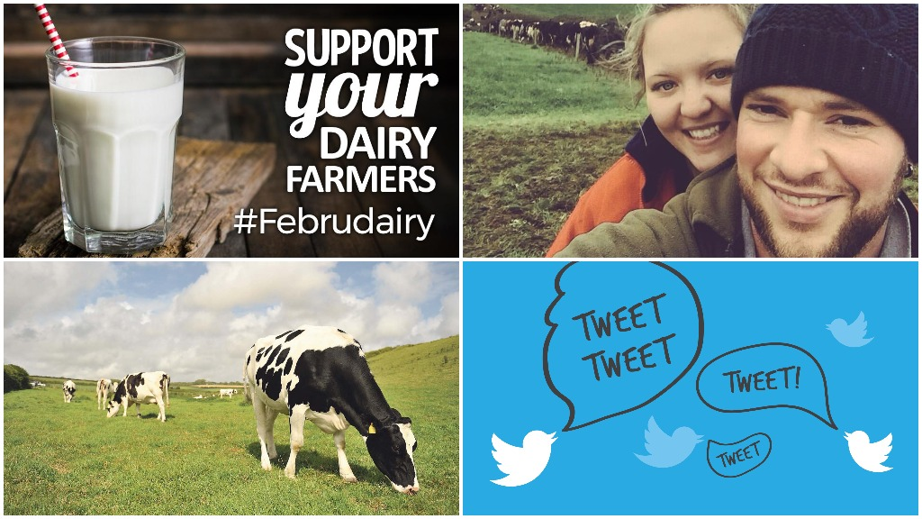 Getting involved with #Februdairy: everything you need to know