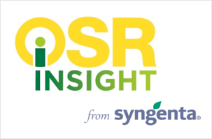 OSR seed numbers enhance yields