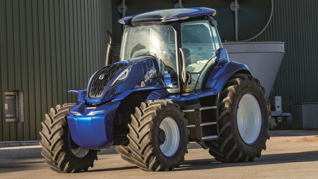 Methane tractors available in three years