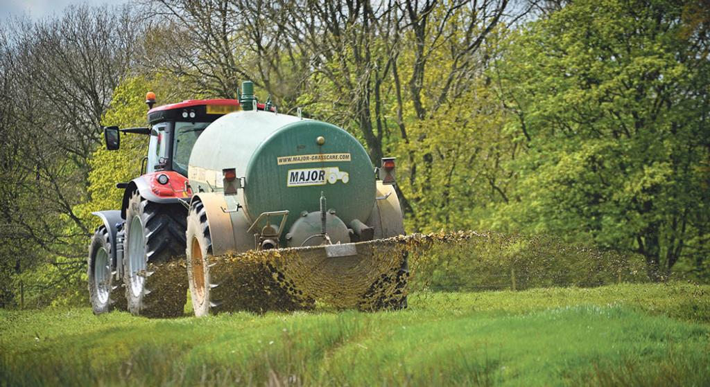 Final decision on slurry spreading closed periods not yet made, Welsh Gov confirms