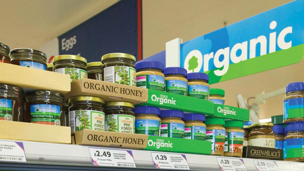 Gove called to incentivise organic production to meet consumer demand