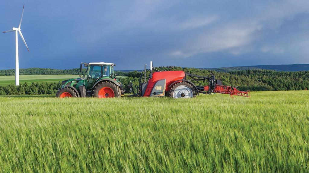 Farmers urged to 'talk proudly' about crop protection