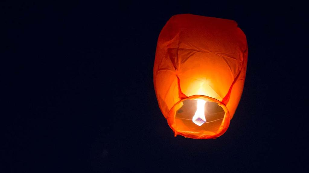 Calls to make sky lanterns illegal gather pace