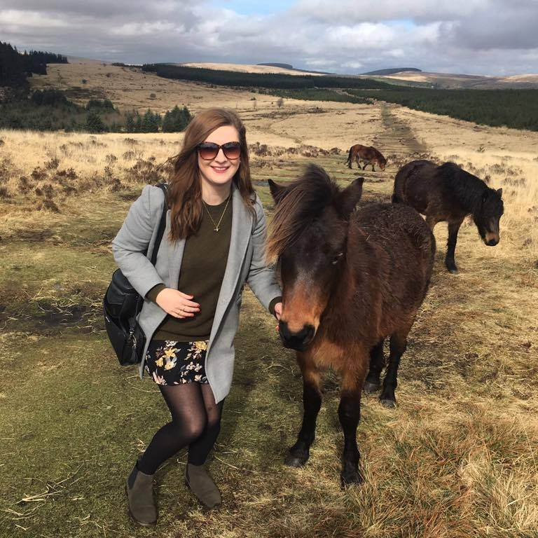 BLOGGER: Charlotte-Anne Chivers