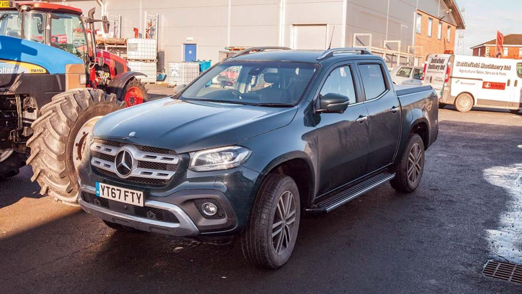 On-test: Mercedes X-Class - Too premium for a pickup?