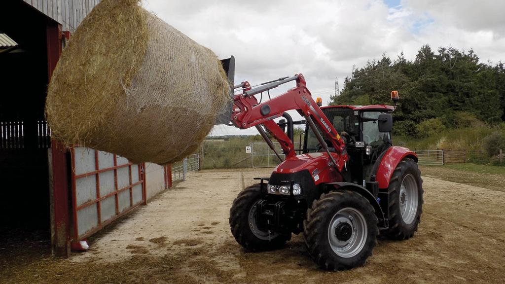 Big spec, small package: Case's new Luxxum tractor put to the test
