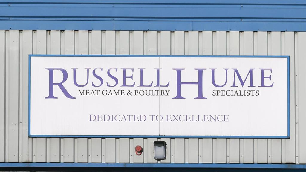 Scandal-hit meat processor Russell Hume collapses into administration