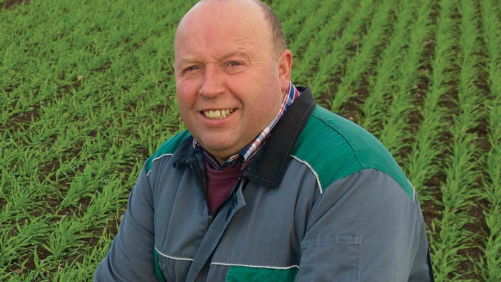 Talking Arable with Iain Green: Warm temperatures encourage rapid growth