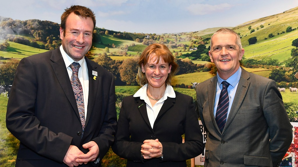 UPDATE: Minette Batters makes history as NFU's first female president