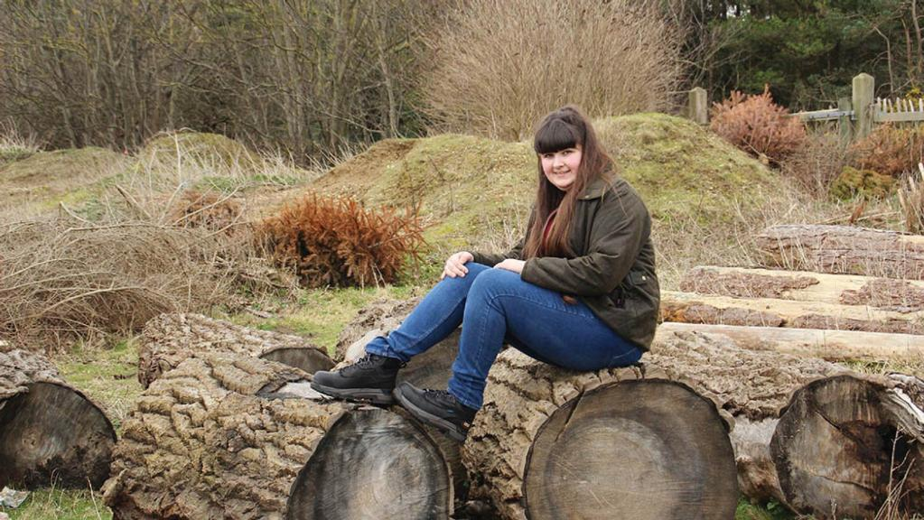 Young farmer focus: Katie Smith, 18 - 'I hope leaving the EU will open a lot of doors for farmers'