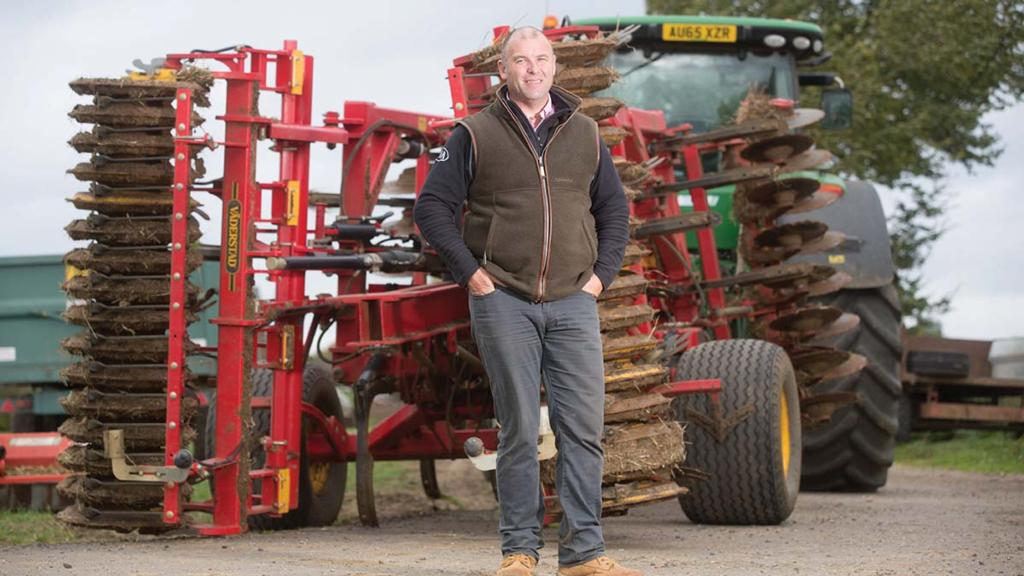 In Your Field: Russell McKenzie - 'This is brewing up in to a septoria season'