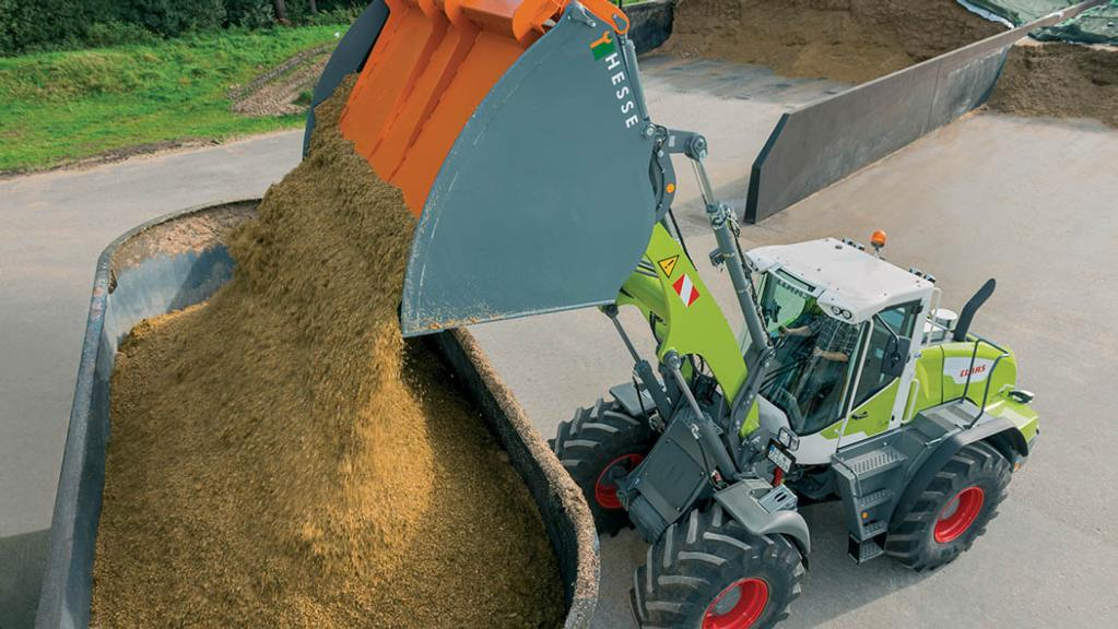 Claas launches Smart Push