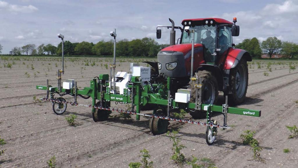 Farming in the future: Are robots the answer?