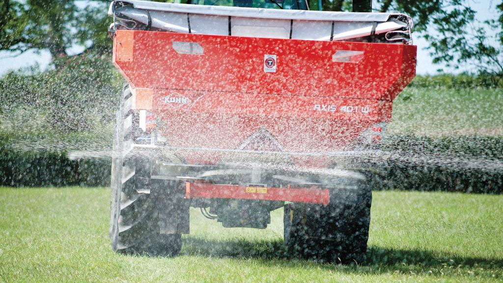 Are grassland farmers missing a fertiliser trick?