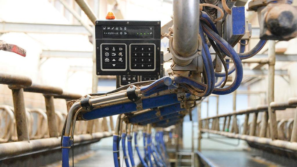 Milking parlour maintenance: Keeping your machine in good order