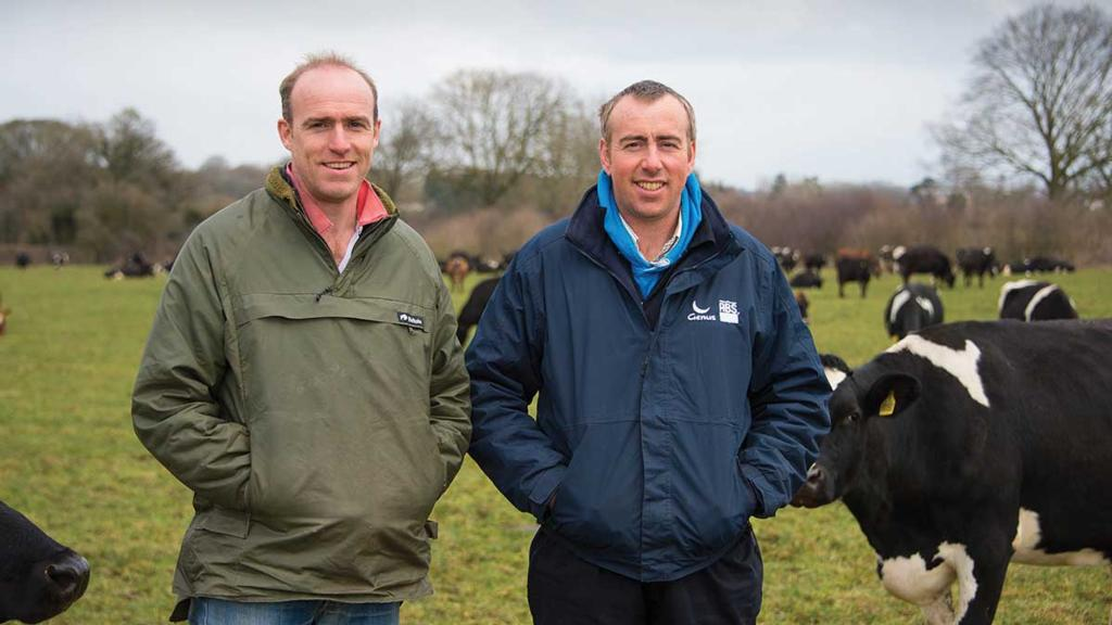 Gold Cup winners aim to maximise productivity of grassland
