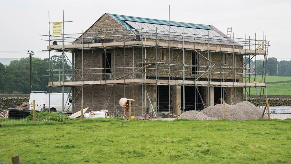 Farmers to benefit from rural housing rule adjustment