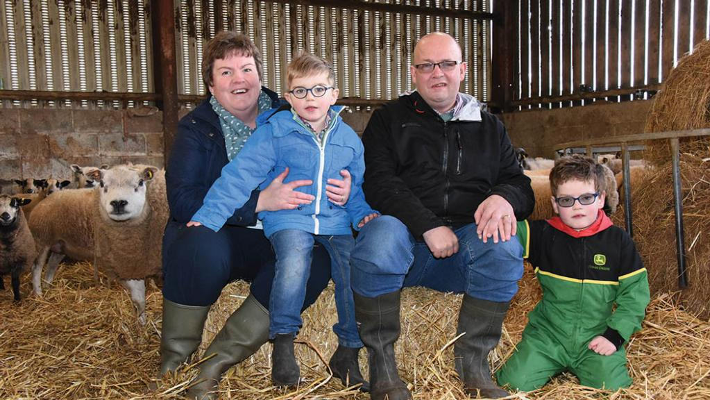 Smallholders make their mark in the showring
