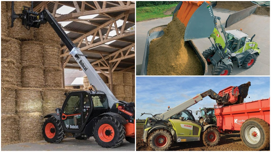 Closer look at new launches from Claas, Bobcat and Albutt