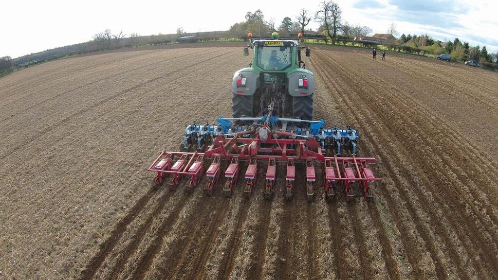 Beet seed delays put a halt to drilling