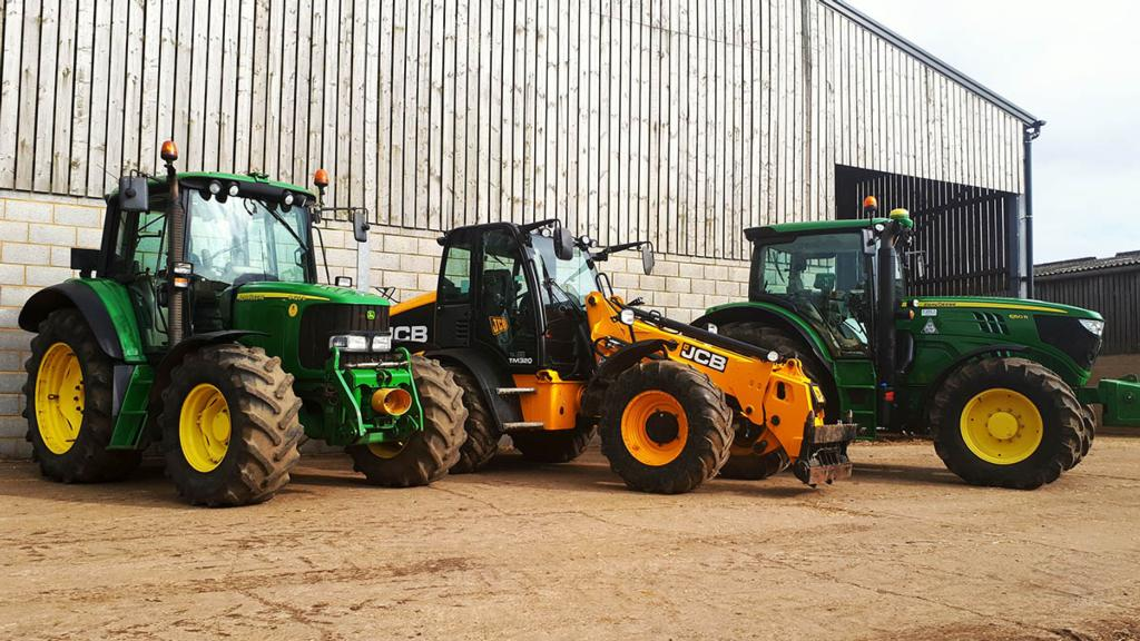 Second-hand machinery: Dispersal sales increase as Brexit looms