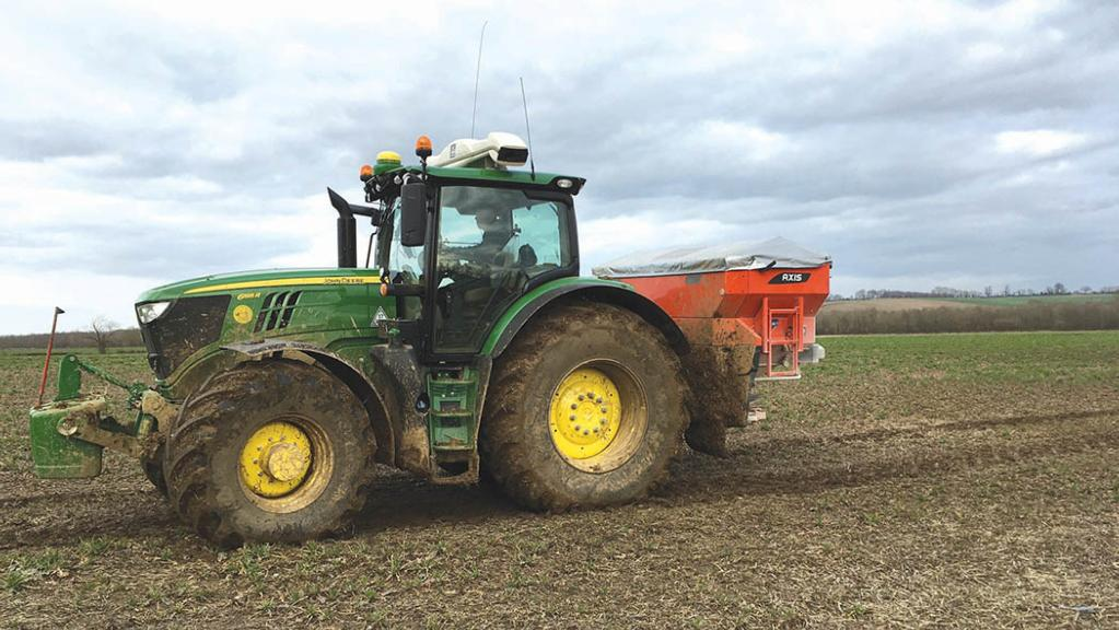 Fertiliser price hikes drive up input costs for farmers