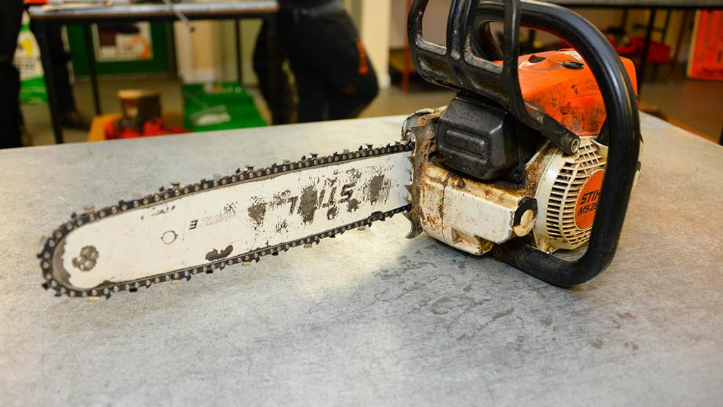 Farm tips: Keeping your chainsaws in top condition