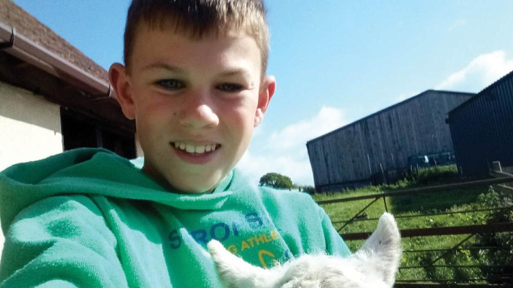 Young Farmer Focus: Archie Wickens, 13 - 'I want to grow my flock and study agriculture'