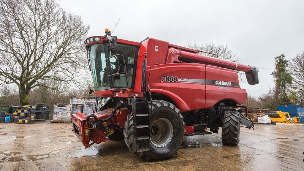 Top tips for buying a used Case IH Axial-Flow combine