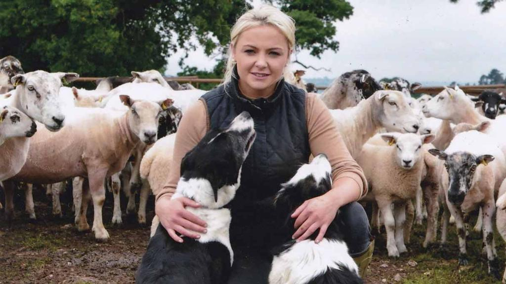 Young Farmer Focus: Lorna Sidebottom, 23 - 'Being a female farmer I'm often undermined by the lack of strength I have'