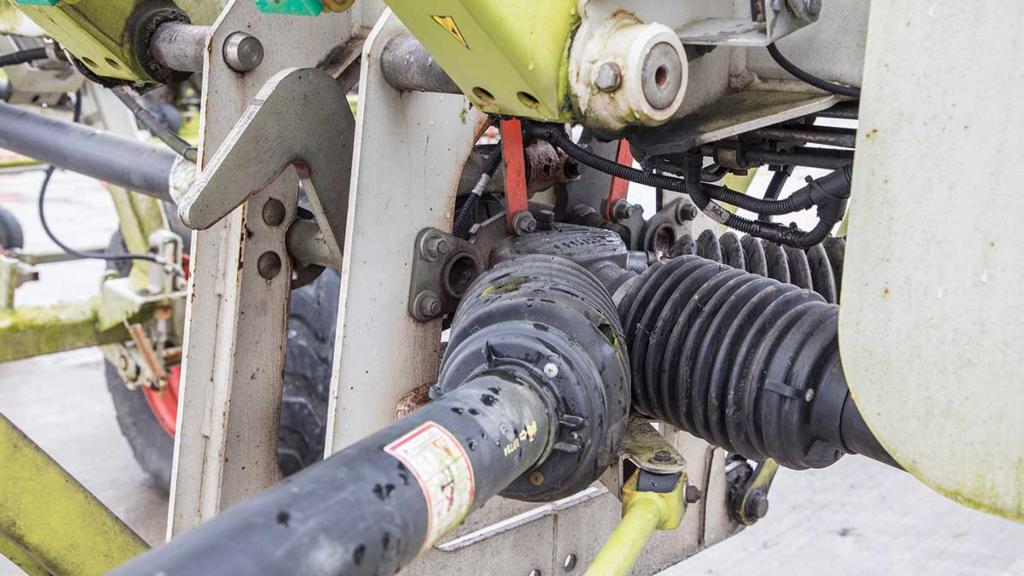Buyer's guide: What to look for in a used Claas Liner