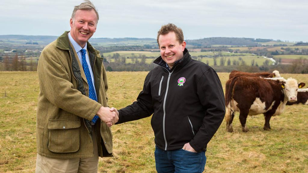 MP appointed as new chairman of the pasture-fed livestock association