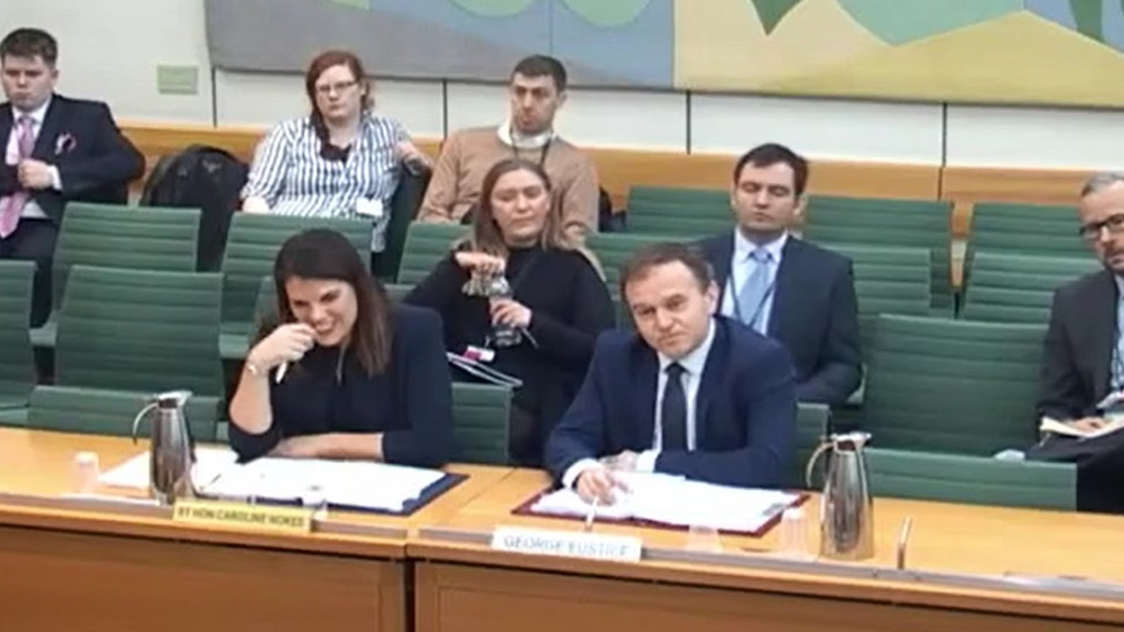 VIDEO: Gove backs Immigration Minister who laughed off labour concerns