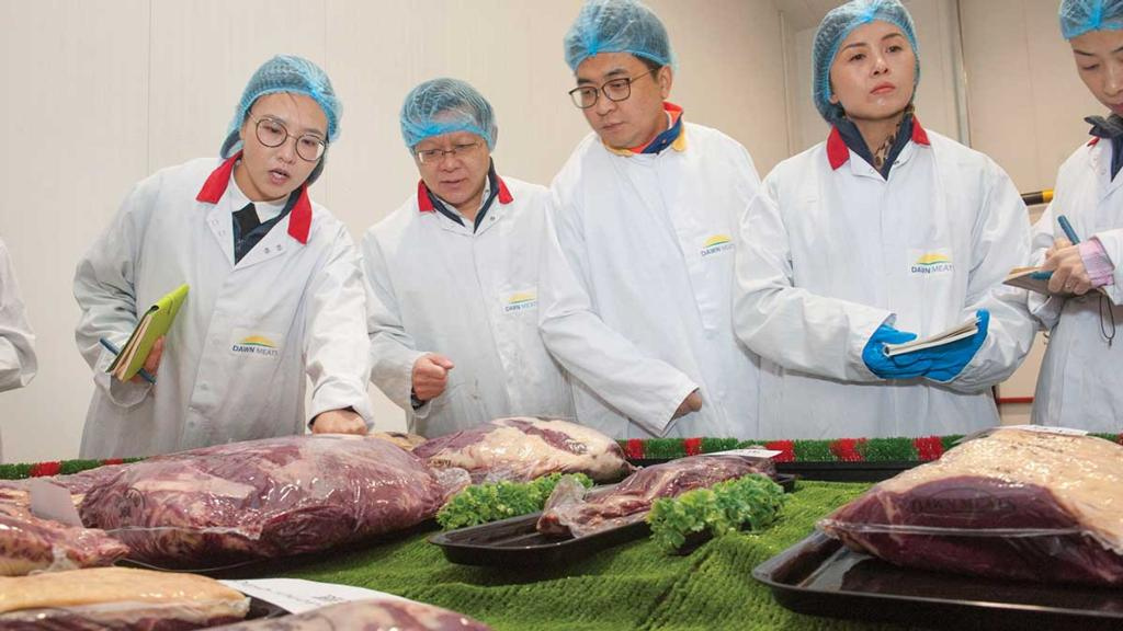 Irish beef given green light on Chinese exports