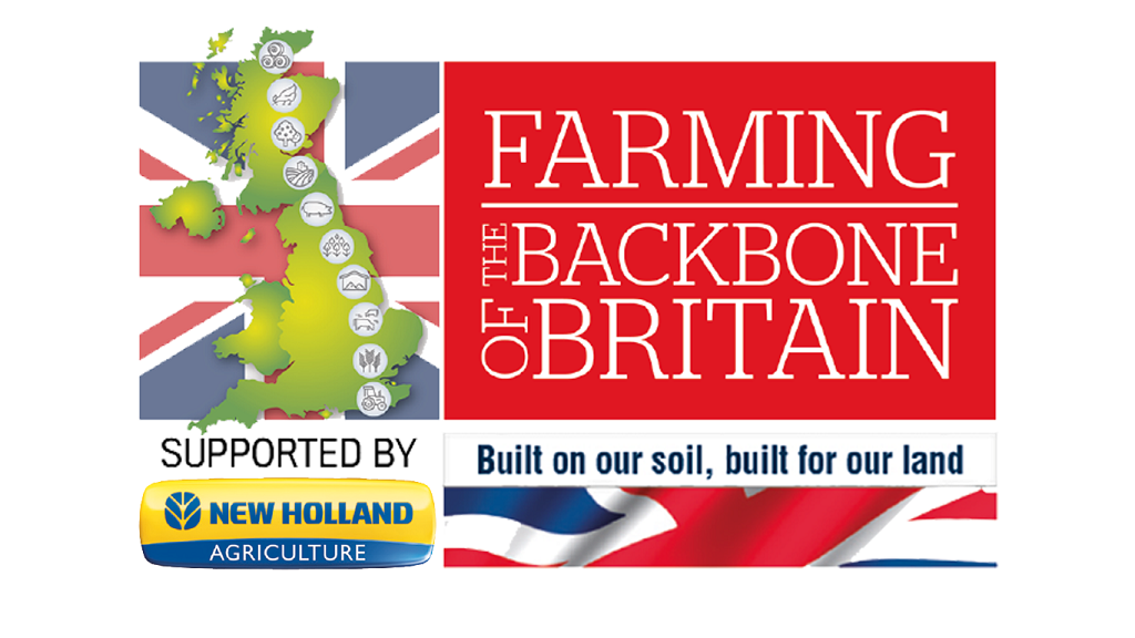 Farming: The Backbone of Britain campaign to celebrate UK agriculture