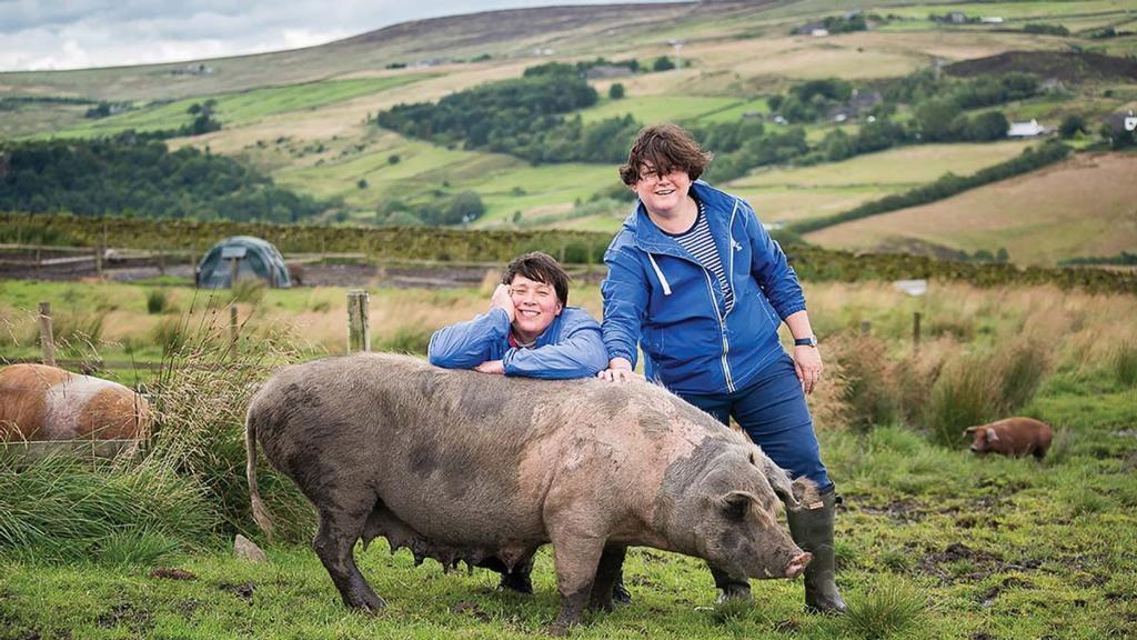 Pennine pigs offer producers new markets to explore