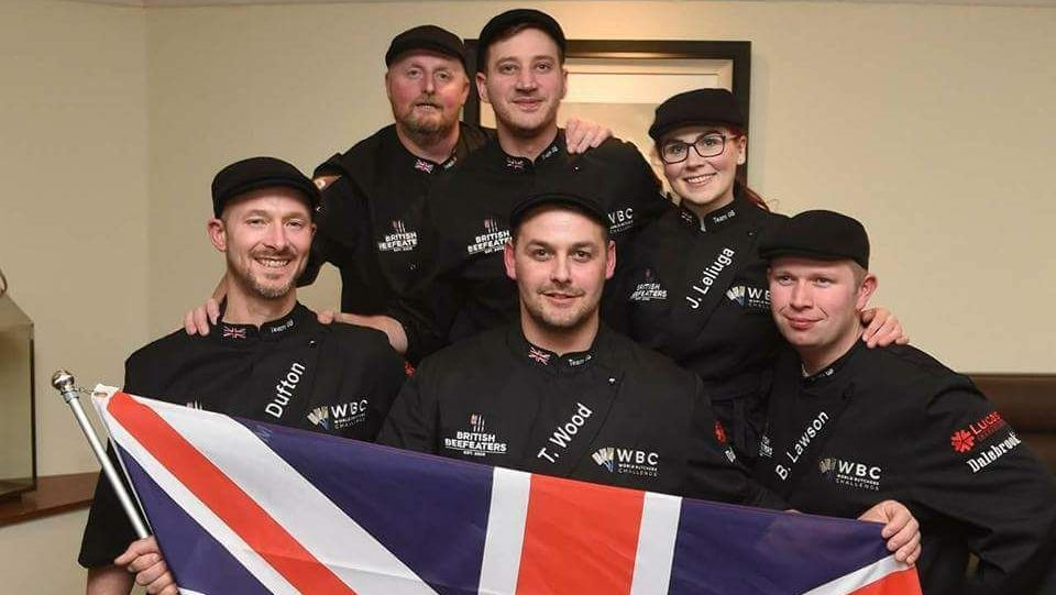 Great Britain wins best beef product at World Butchers' Challenge
