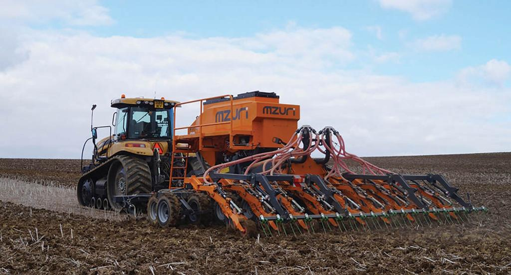 Switching to min-till - what farmers need to know