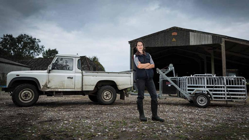 In Your Field: Marie Prebble - 'The current lamb trade is unprecedented in my time'