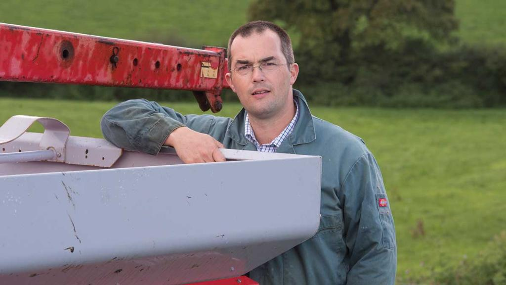In Your Field: Jon Stanley - 'A few days away from the farm can only do good this year'
