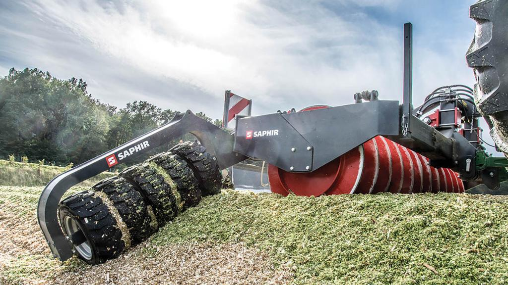 Saphir silage solutions