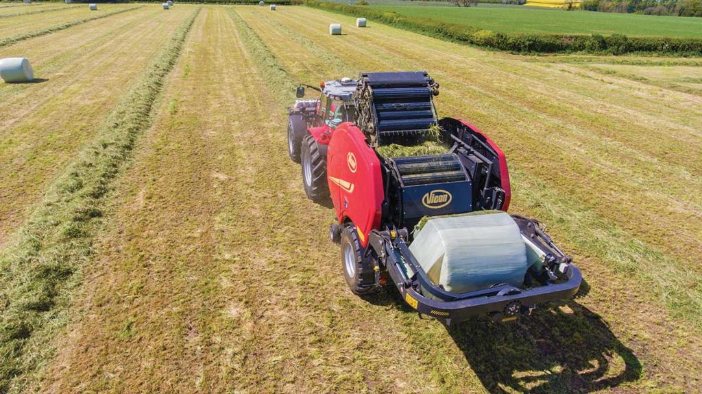 Are non-stop round balers the future?