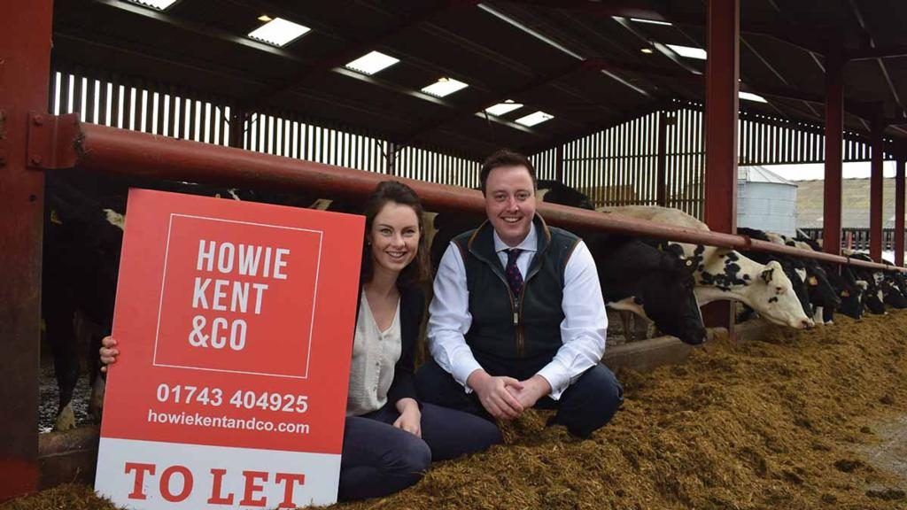 Young Farmer Focus: Sarah and Duncan Howie - 'There's nothing more rewarding than waking up every morning to be running our own business'