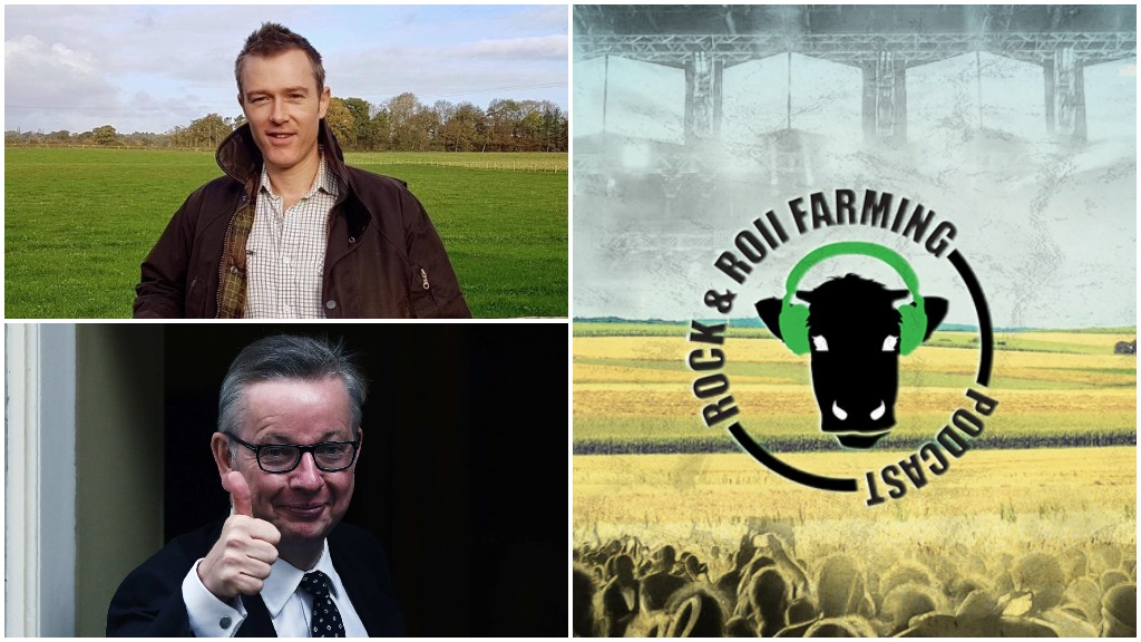 Rock & Roll Farming special: Featuring Defra Secretary of State Michael Gove