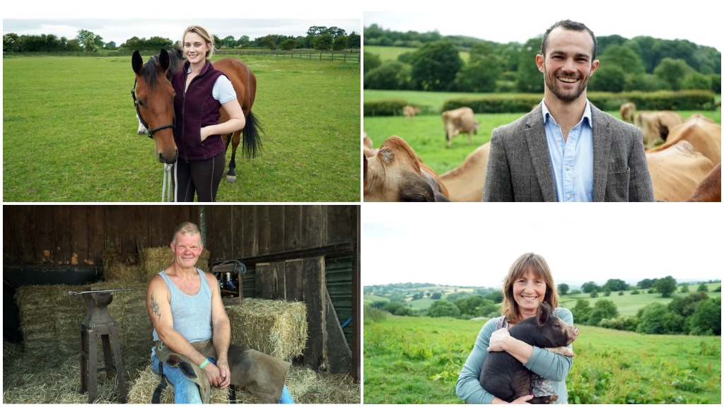 Love in the Countryside: Meet the rural singles appearing on BBC 2's new show