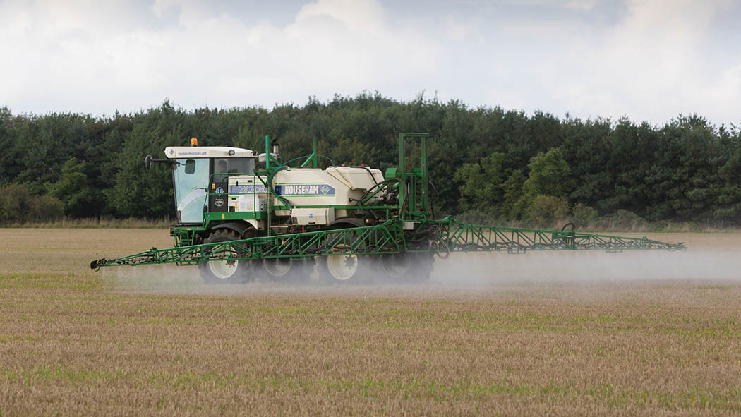 French government offers farmers cash incentive to stop using glyphosate