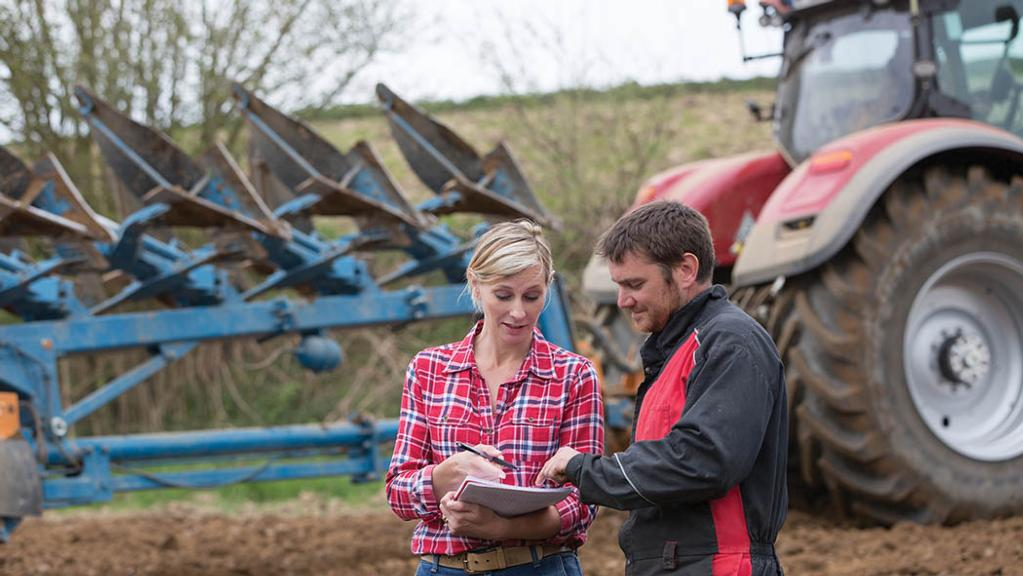 Political uncertainty surrounding Brexit stopping farmers exploring agri-tech